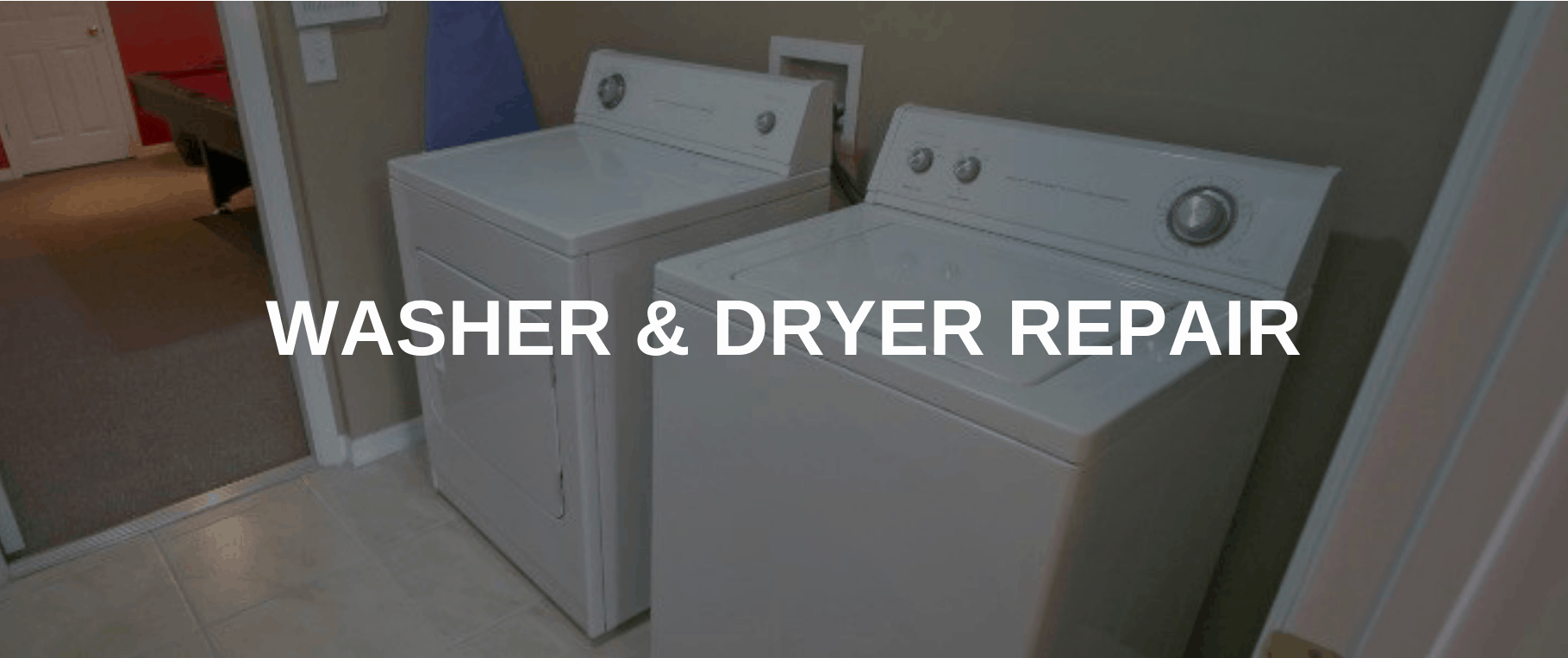 washing machine repair olathe